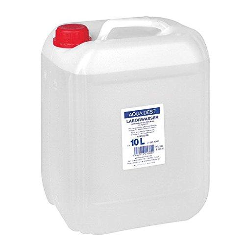 Aqua dest Laborwasser 10 Liter (10 Humidor)