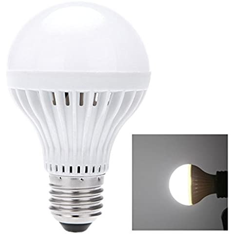 XIE@ E27 7W 5730 LED lampadina lampada luminosa eccellente risparmio