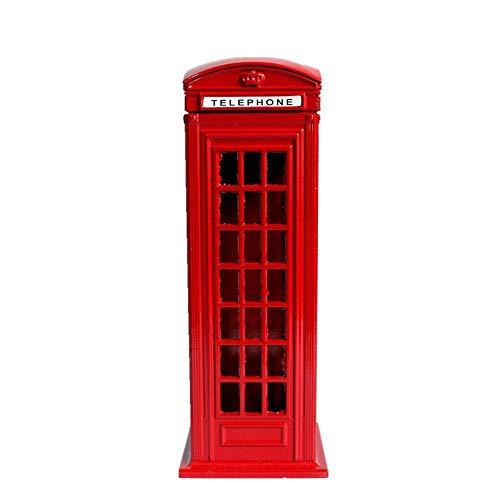 fonzelle London Street Einsparungen können Handwerk Büro Desktop-Ornamente 18x6.5cm ()
