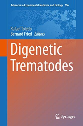 Digenetic Trematodes (advances In Experimental Medicine And Biology Book 766) por Rafael Toledo epub
