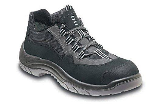 Segurança Secura De Steitz Sapatos Segurança Al100 40 De Calçado Trabalhar Tamanho Calçado Metade Plana EwSUURq