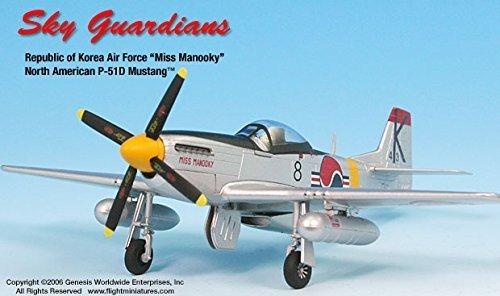 p-51d-korean-air-force-ms-manooky-airplane-miniature-model-metal-die-cast-scale-172-part-a02wtw72004