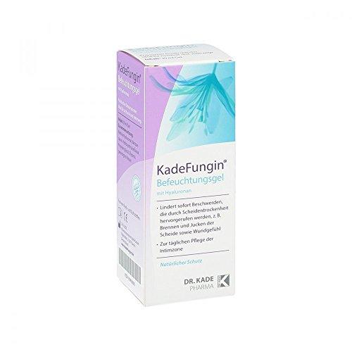 Für Frauen Empfängnisverhütung (Kadefungin Befeuchtigungsgel, 30 ml)