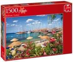 Jumbo Spiele - Puzzle de 1500 Piezas (27.6x6.9 cm) (Jumbo 17009)