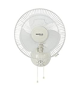 Havells D'zire High Speed 300mm Wall Fan (Grey)