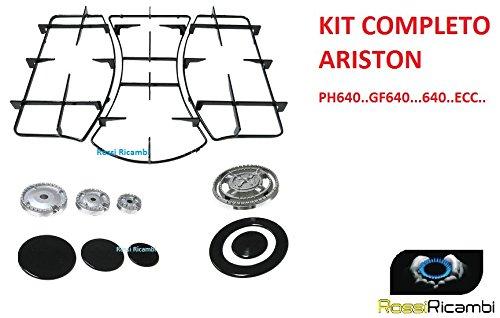 *ariston* kit rinnovo completo cucina spartifiamma griglie ph640mst