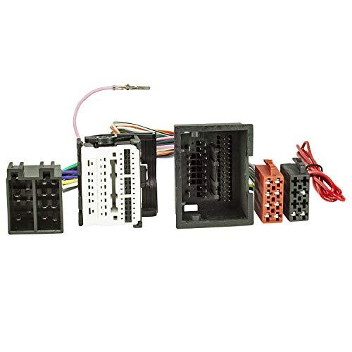 tomzz Audio 7306-002ISO DI DERIVAZIONE cavo adattatore (T) per Opel Insignia, Astra (J), Chevrolet, per vivavoce con connettore ISO (ad esempio Parrot THB, Funkwerk Dabendorf)