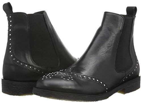 Sofie Schnoor Rivet Boot, Bottes Classiques femme Noir - Noir