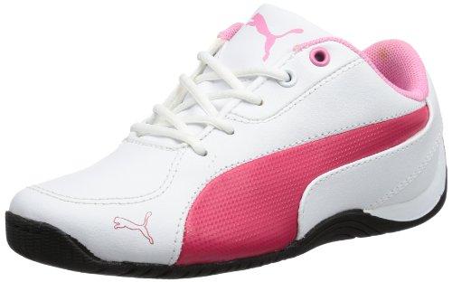 Puma Drift Cat 5 L Jr White / Virtual Pink / Sache white