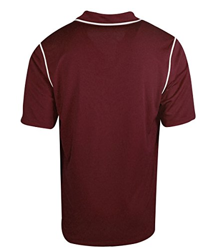 Nike gung-ho polo Royal Deep Maroon