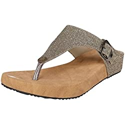 High Brands Latest Collection, Comfortable & Fashionable Flats for Women's and Girl's (505-P)