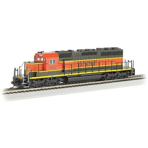 escala HO - Bachmann Locomotora diésel SD40-2 Burlington Northern Santa Fe con DCC