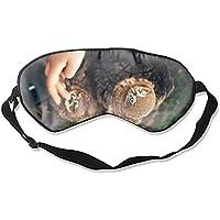 Herren Damen und Kinder Essential Seidig Ultimate Sleep Lightweight Soft Mask Adjustable Owl Ann and Hayk Owls... preisvergleich bei billige-tabletten.eu