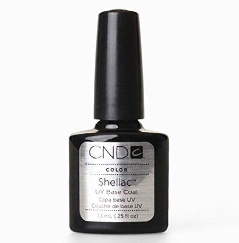 CND Shellac Vernis à ongles en gel UV polonais ~ toutes les couleurs 2011–2015 sur cette annonce ~ authentique CND ~ Approuvé vendeur par CND (Base Coat 7.3 ml)