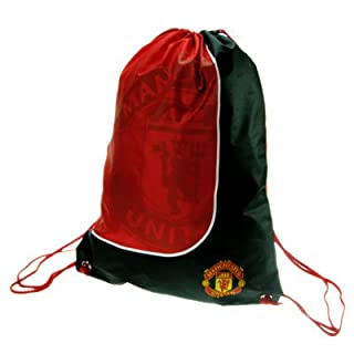 Manchester United Crest Gymsack - Red - One Size Only