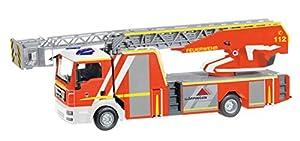 Herpa 93064Man TGM Metz Deriva Escalera 32XS Bomberos göppi ngen Miniatura Vehículo