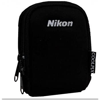 Gizmomama Nikon Soft - 6 Padded Camera Carrying Case (Black)