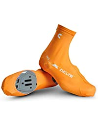 1 Pair Riding Cycling Shoes Cover?Mountain Bike Overshoes Protector Warm Boot Cover