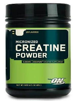 Optimum Nutrition Micronised Creatine Powder
