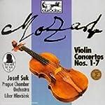 Concertos pour violon Nos 1 � 7