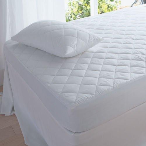 linensrange waschbar Gesteppte Matratze Comfort Displayschutzfolie Spannbettlaken Bett Bezug (Einzelbett) Matratze Sealy Queen