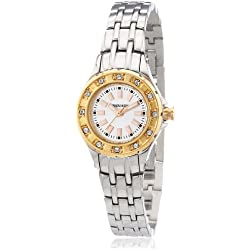 Dyrberg/Kern - 333505 Women's Watch Analogue Quartz Silver Brass Strap