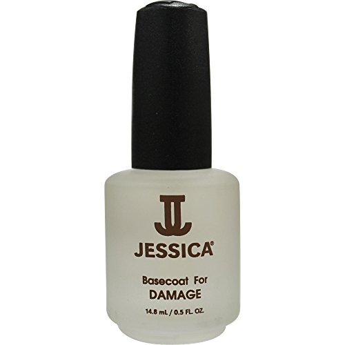 JESSICA Restoration Base Coat for Post-Acrylic or Damaged Nails 14.8 ml