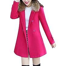 purchase cheap b34fc f8382 Kurzmantel Wolle Damen - Suchergebnis auf Amazon.de für