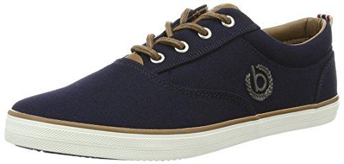 bugatti-herren-f48136-sneakers-blau-navy-423-43-eu