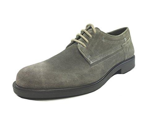 Sconosciuto , Chaussures de ville à lacets pour homme Sable