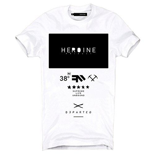 "DEPARTED Fashion Shirt ""3364-020"" Weiß"