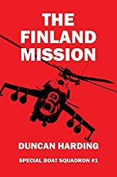 The Finland Mission (Special Boat Squadron Book 1)