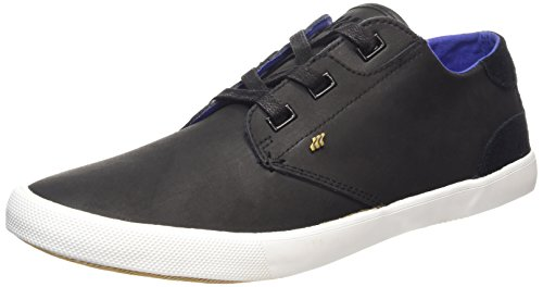 Boxfresh Stern, Sneaker basse uomo Nero (Nero)