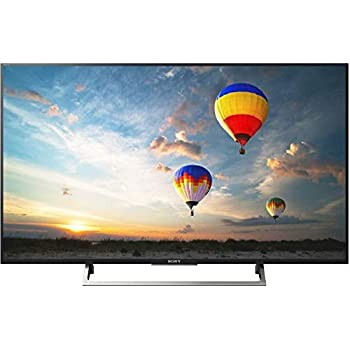 Sony 108 cm (43 inches) Bravia 4K Ultra HD Android Smart LED TV KD-43X8200E  (Black) (2017 model)