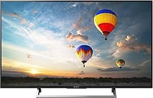 Sony 108 cm (43 inches) Bravia 4K Ultra HD Android Smart LED TV KD-43X8200E (Black) (2017 model)