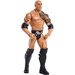 WWE Basic #65 - The Rock - Action Figure