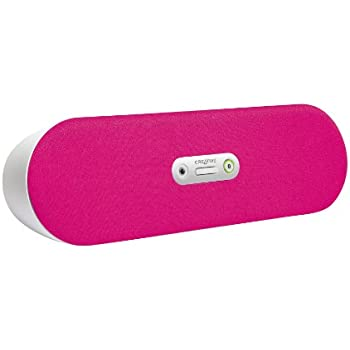 Creative D80 Bluetooth Wireless Speaker with Aux-in - Pink (discontinued by manufacturer)