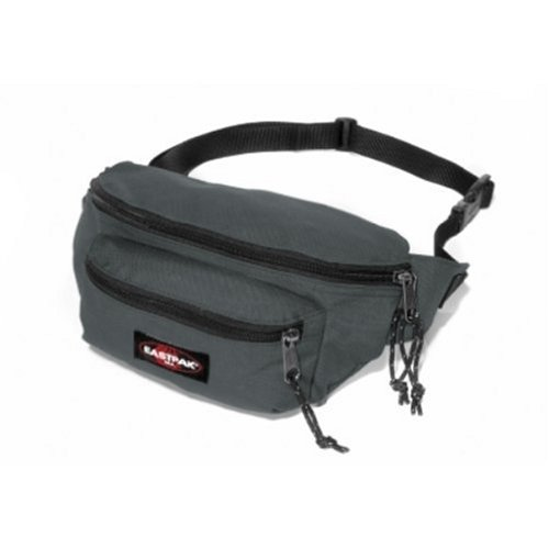 Eastpak Gürteltasche Doggy, coal, 3 liters, EK073111