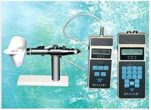 Gowe aktuellen Meter. Geschwindigkeit Messgerät, die Flow Geschwindigkeit Apparat LS Serie Serie Flow Meter