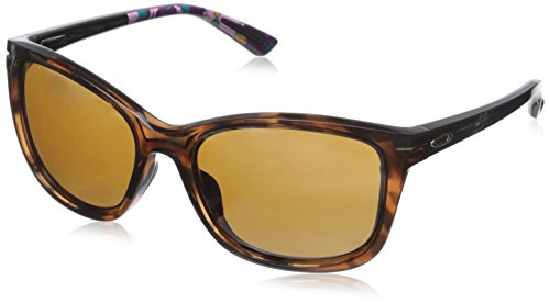 Oakley Herren Enduro OO 9223 Wayfarer Sonnenbrille Tortoise/Tungsten Iridium