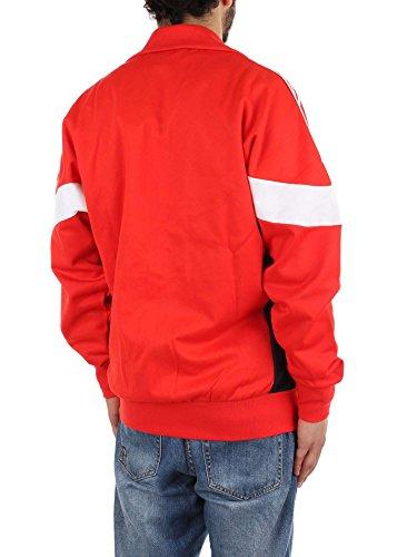 adidas Herren Clr84 Tracktop Sweatshirt, Blau Rot/Rojbas/Tinley