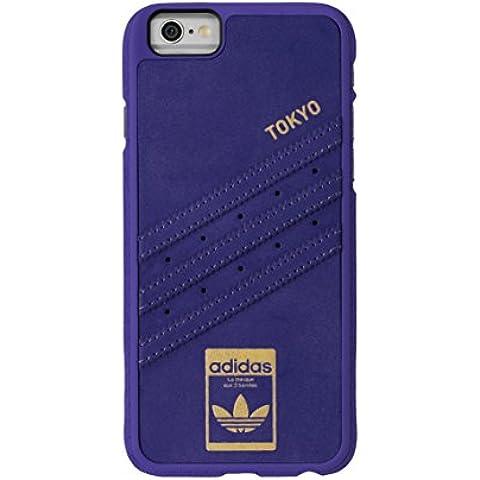 adidas Originals carcasa moldeada iPhone 1.969 Superstar Tokyo 6 / 6s lila