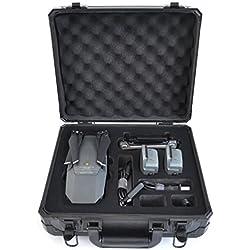 Anbee Transportkoffer Aluminium Koffer Tasche Case für Dji Mavic Pro Drone, Schwarz
