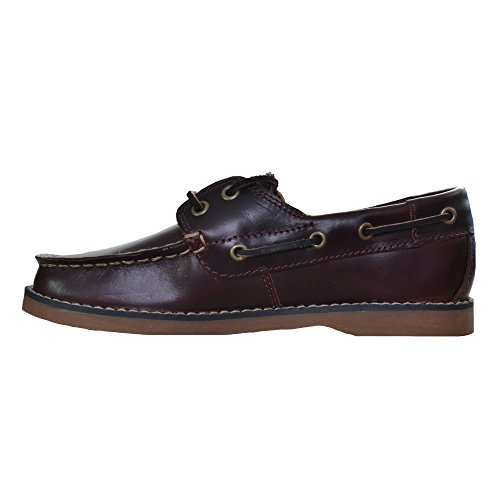 Timberland Seabury 2 I Boat Navy Youths Shoes brown