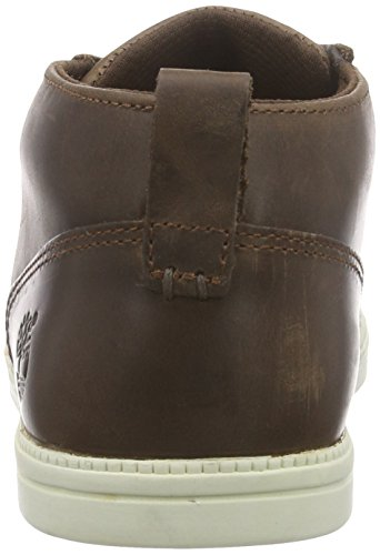 Timberland Fulk Lp, Sneakers Hautes homme Marron (Brown)