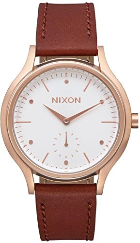Nixon Damen-Armbanduhr A995-2630-00 (Nixon Watch Gold Rose)