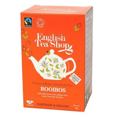 English Tea Shop Rooibos - 1 x 20 Tea Bags