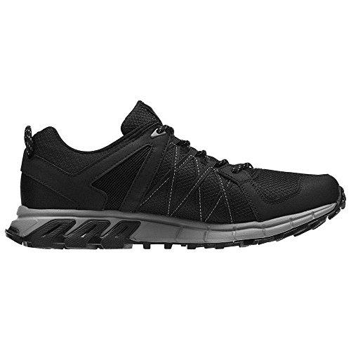 Reebok Trailgrip RS 5.0, Sneaker a Collo Basso Uomo Nero