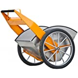 Brouette deux roues Cartmate pour les services publics - 180 litres