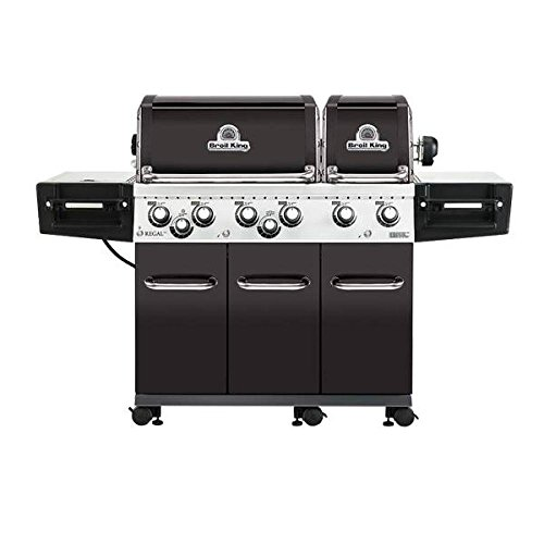 Broil King Gasgrill Regal 690 XL schwarz